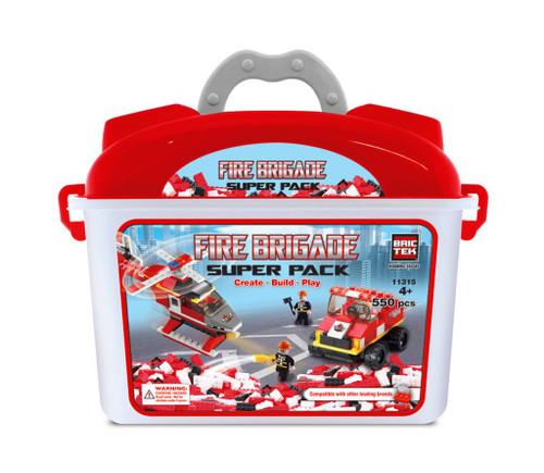 Fire Brigade Super Pack BricTek