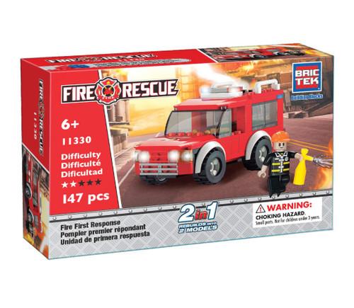 Fire First Response BricTek