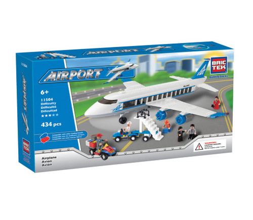 Airplane BricTek