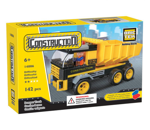 Dumper Truck BricTek