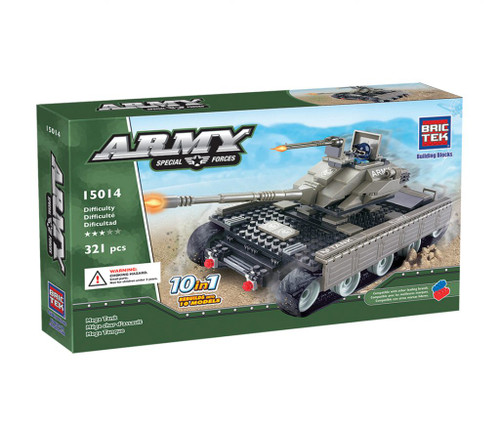 Mega Tank BricTek