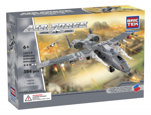 Fighter Plane BricTek