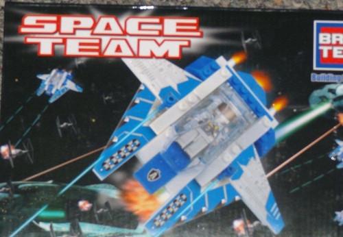 Space Defender 4 BricTek