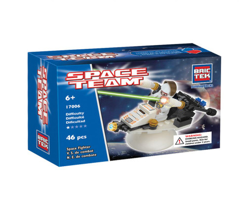 Space Fighter BricTek