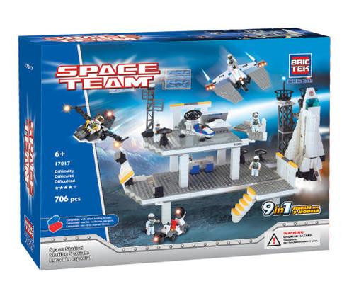Space Station BricTek