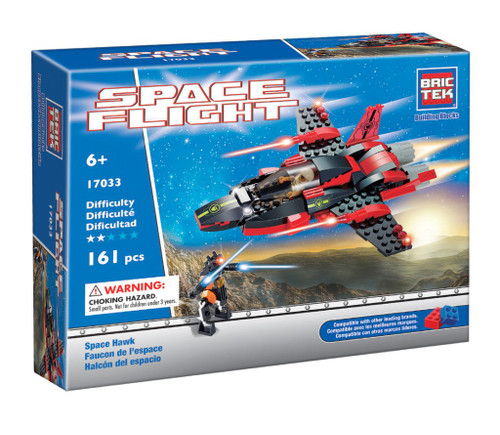 Space Hawk BricTek