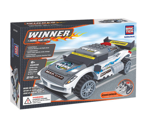Radio Control Mad Car BricTek