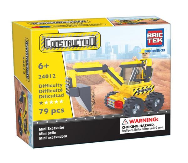 Mini Excavator BricTek