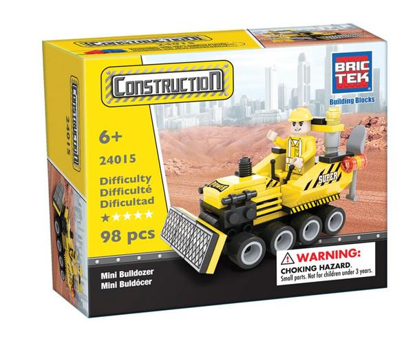 Mini Bulldozer BricTek