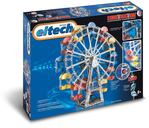 Ferris Wheel Construction Set Eitech