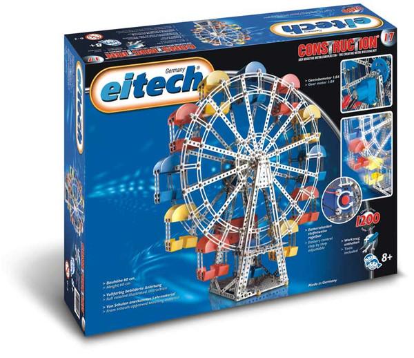Ferris Wheel Construction Set Eitech