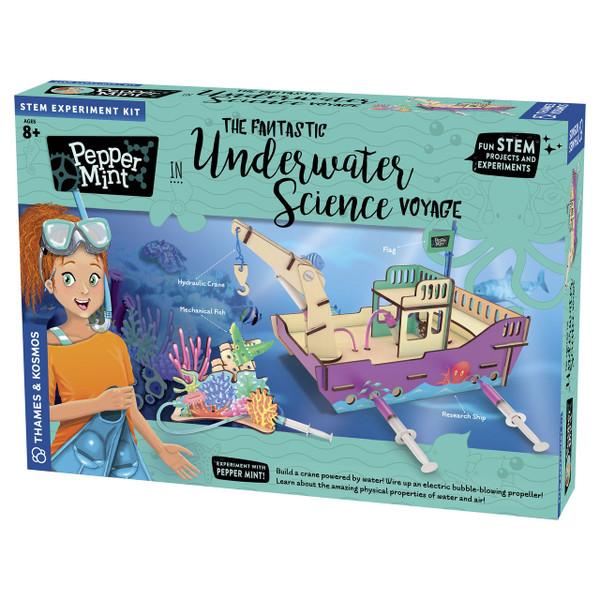 Pepper Mint The Fantastic Underwater Science Voyage