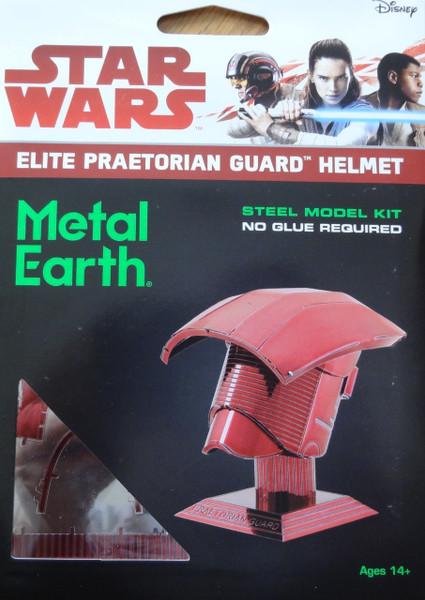 Elite Praetorian Guard Helmet Star Wars Metal Earth