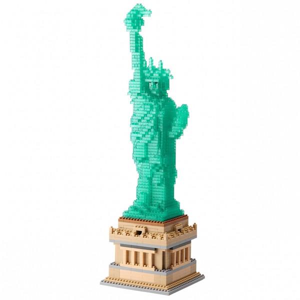Statue of Liberty TICO Mini Building Bricks