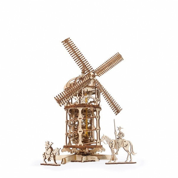 Tower Windmill UGEARS
