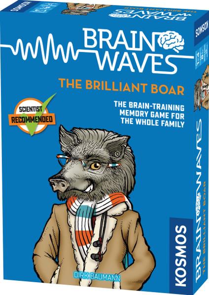 The Brilliant Boar Brain Waves Game