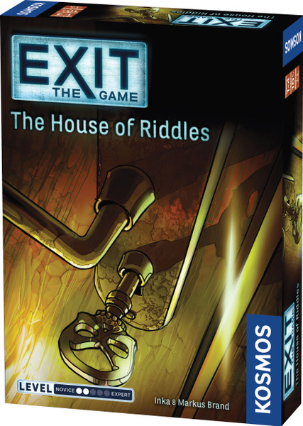 The House of Riddles Exit the Game