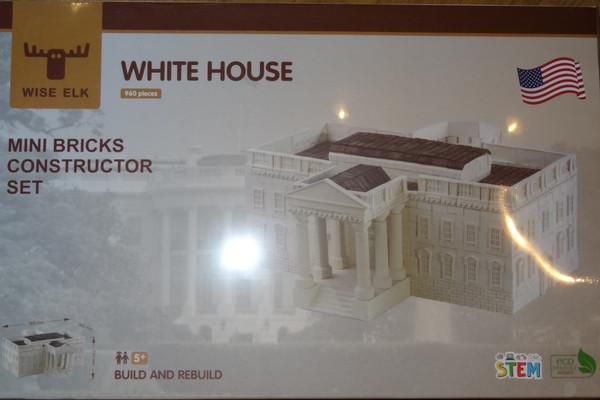 White House Wise Elk