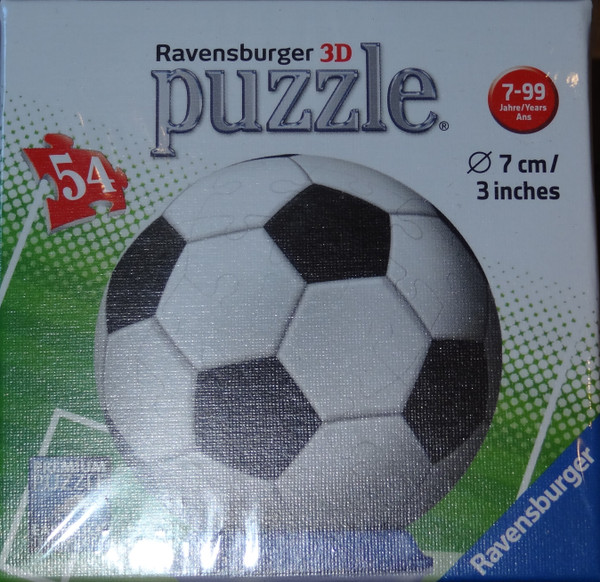 Soccer Ball 3D Puzzle