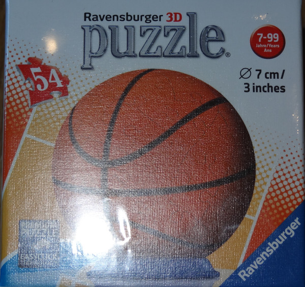 Basketball 3D Puzzle
