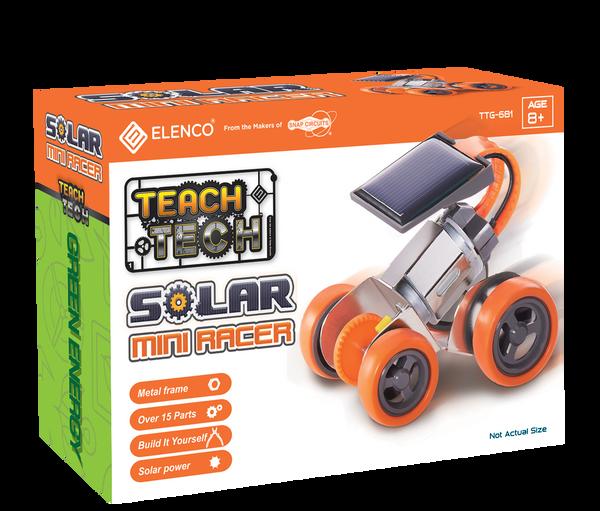 Solar Mini Racer Teach Tech Kit