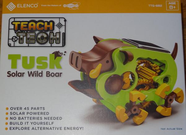 Tusk Solar Wild Boar Teach Tech Kit