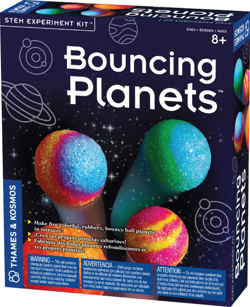 Bouncing Planets Spark Experiment Kit