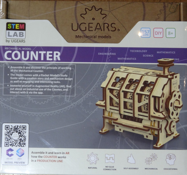 Counter STEM Lab UGEARS