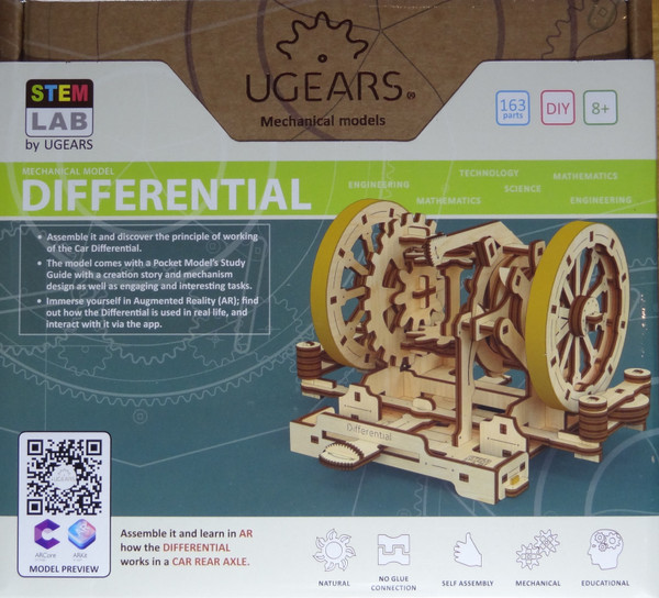 Differential STEM Lab UGEARS
