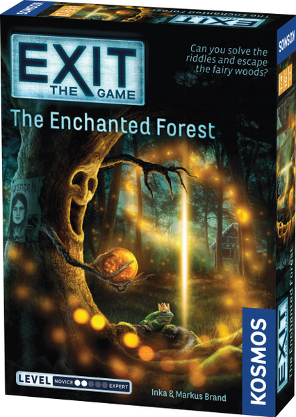 The Enchanted Forest Exit the Game