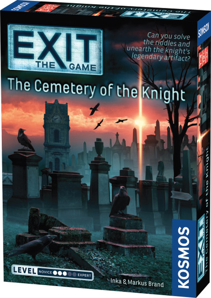 The Cemetery of the Night Exit the Game