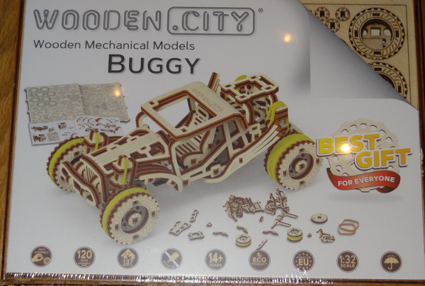 Buggy Wooden City