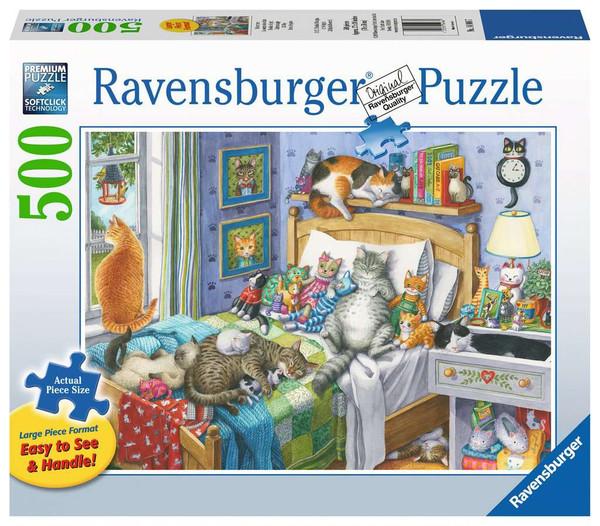 Cat Nap Puzzle