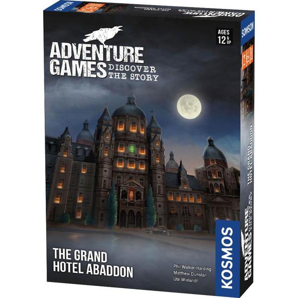 The Grand Hotel Abaddon Adventure Game