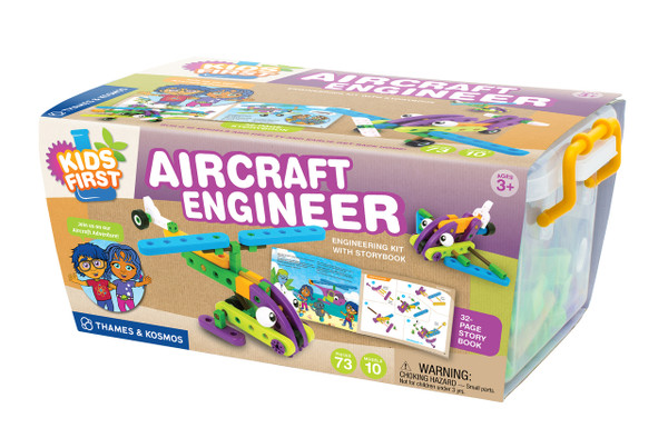 Kids First Aircraft Engineer Experiment Kit