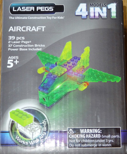 Aircraft MPS Laser Pegs
