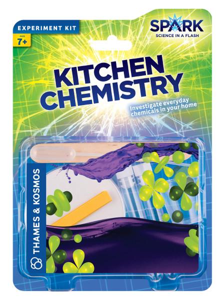 Kitchen Chemistry Spark Experiment Kit