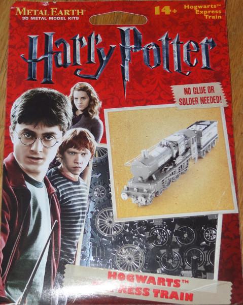Hogwarts Express Train Harry Potter Metal Earth