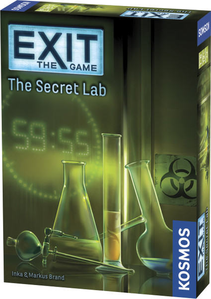 The Secret Lab Exit the Game