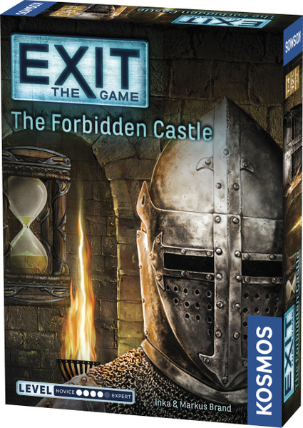 The Forbidden Castle Exit the Game