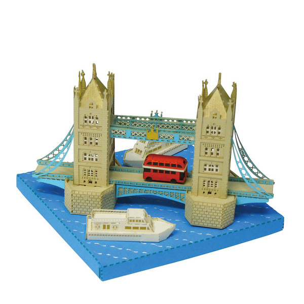 Tower Bridge Paper Nano