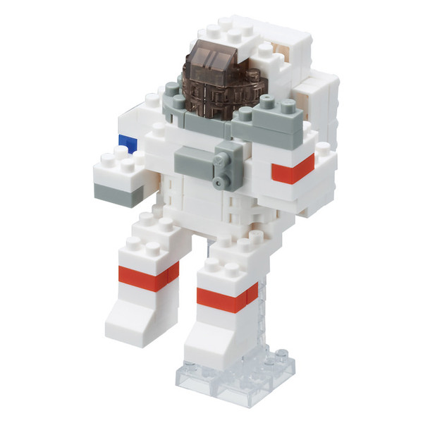 Astronaut Nanoblock