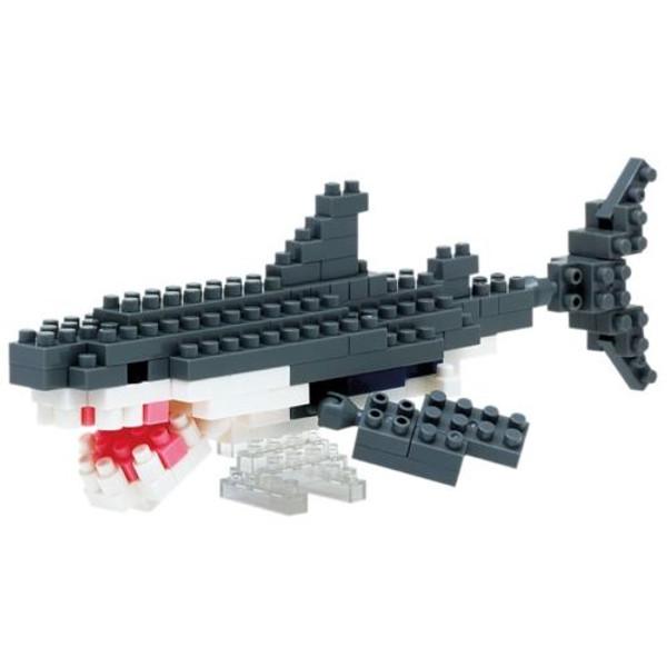 Great White Shark Nanoblock