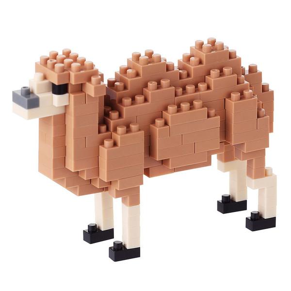 Bactrian Camel Nanoblock