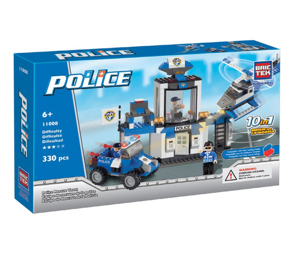 Police Rescue Team BricTek