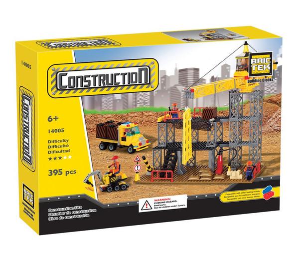 Construction Site BricTek