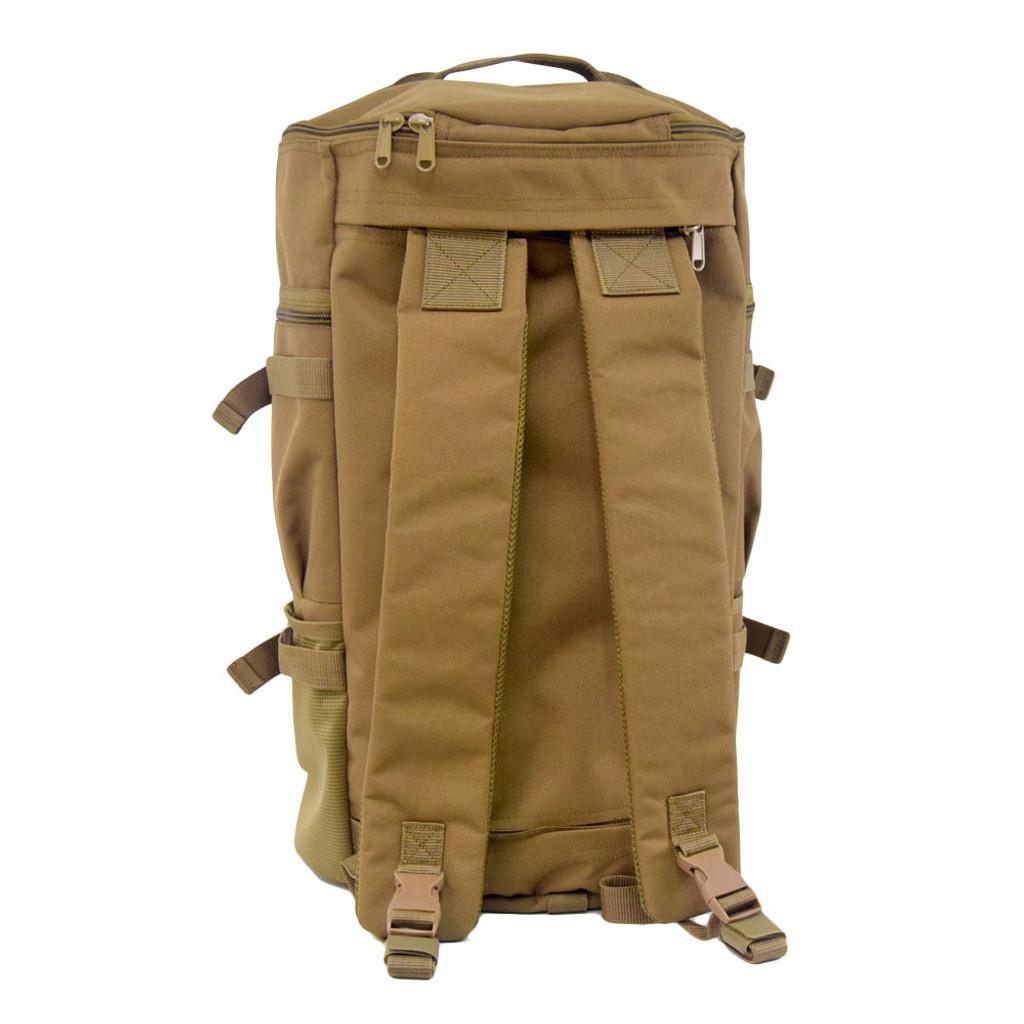 Backpack straps