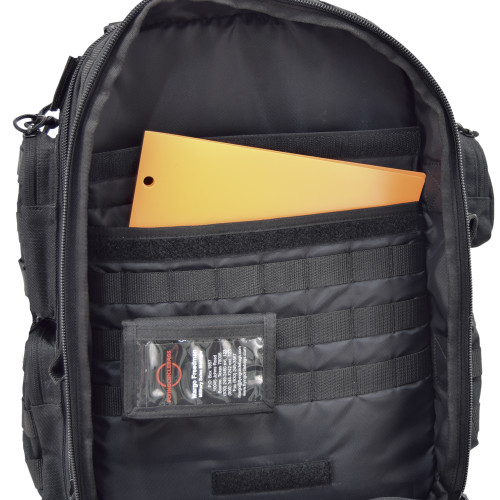 Fully loaded with more than 20 pockets!