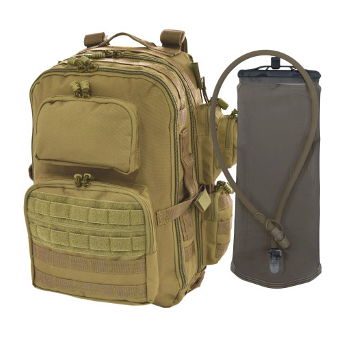 Purchase a Hydrapak® Reservoir for a complete hydration backpack system!