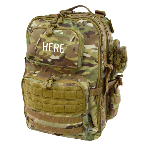 BRAZOS CONCEALED CARRY BACKPACK